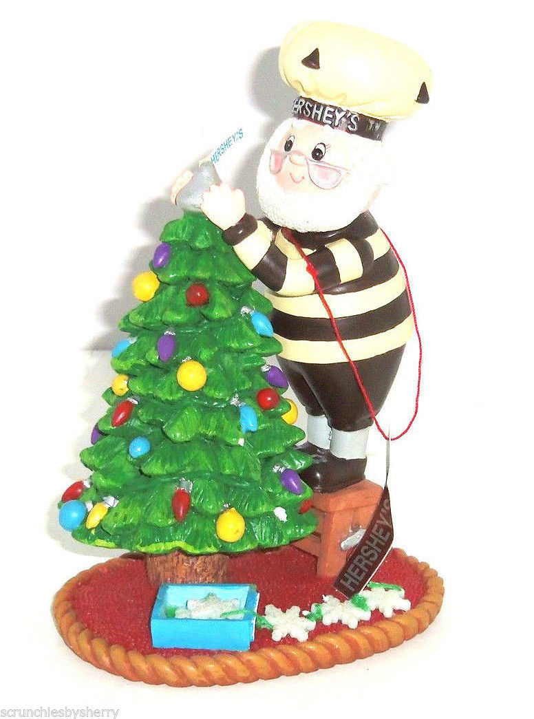 Hersheys Kisses Christmas Tree Figurine 2004 and similar items