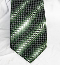 Perry Ellis Portfoliol  Mens Necktie 100% Silk Tie  - €9,67 EUR