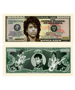 5 Prince Money Fake Dollar Bills Million Novelty Promotional Lot - $77,12 MXN