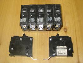 Siemens B115 15 Amp 1 Pole 'Type Bl' Bolt On Circuit Breakers!  - $19.99