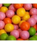 GUMBALLS BUBBLE BRIGHT 25mm or 1 inch (114 count), 2LBS - $14.84