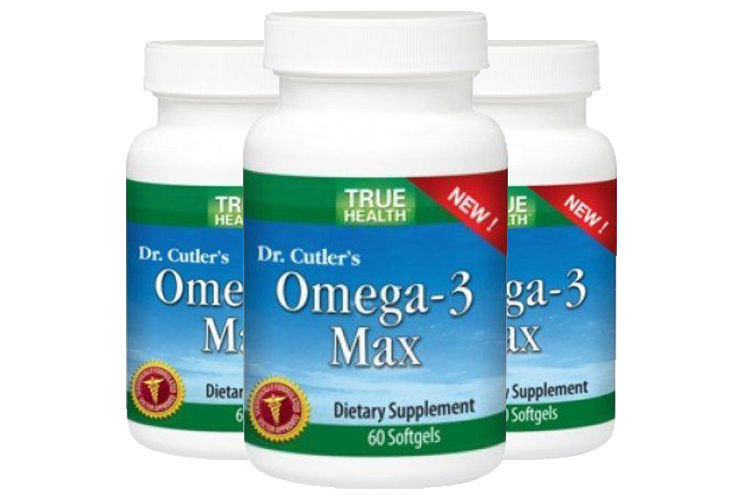Omega-3 Max by True Health by True Health