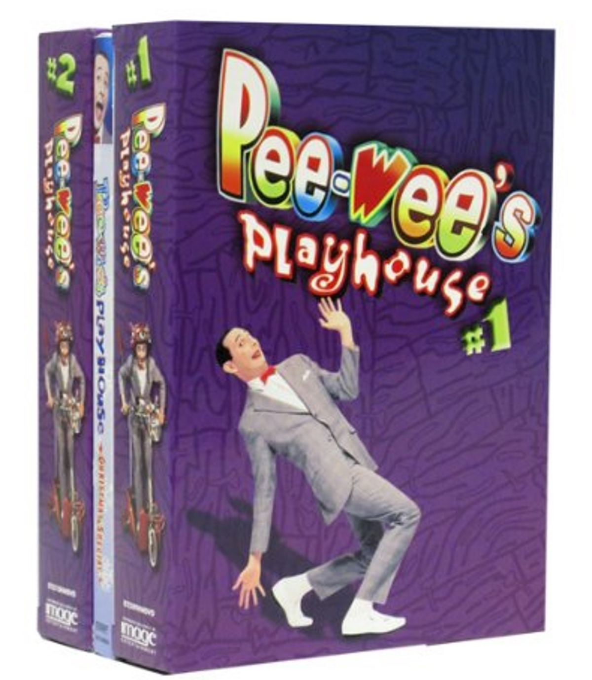 Pee wee s playhouse the complete collection  2010 11 dvd