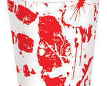 Bloody Handprints Cups  Party Supply