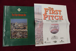 1992 Baltimore Orioles CAMDEN YARDS 1st Opening Day OFFICIAL PROGRAM W n... - $29.69