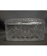 Rectangular Crystal Box w/Lid - $29.99