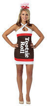 Tootsie Roll Teardrop Dress  Costume - $29.44