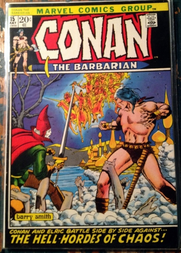 Conan (1970) # 15 VF Very Fine Marvel Comics