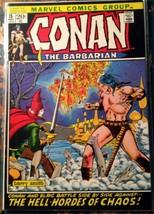 Conan (1970) # 15 VF Very Fine Marvel Comics - $114.99
