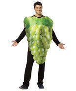 Get Real Bunch Of Green Grapes  Costume - £28.38 GBP