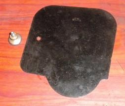 Singer 306K Rear Arm Cover Inspection Plate #105157 w/Screw #51224 - $12.50