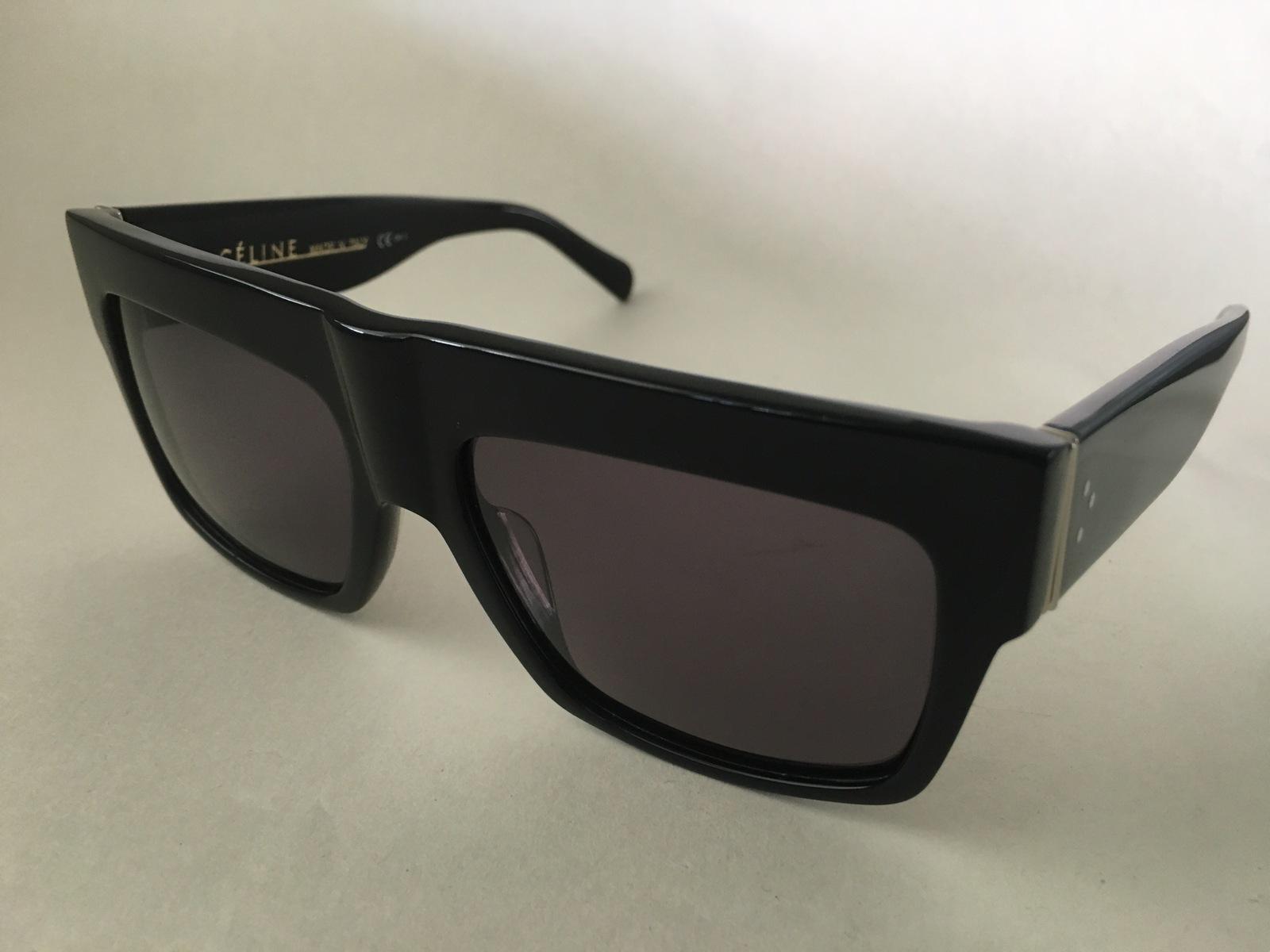 8fed300a5da5 Celine ZZ Top Sunglasses CL 41756 in Black - and 50 similar items