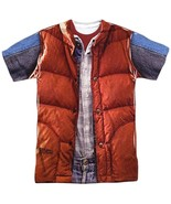 Back to the Future Movie Marty McFly Vest  Cost... - £14.14 GBP - £21.49 GBP