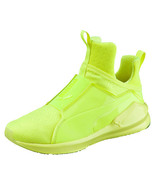 NIB*Puma Fierce Bright Casual Sneaker*Safety Yellow*5.5-10 Hf*Kylie Jenner - $155.00