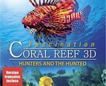 Fascination Coral Reef 3D: Hunters and the Hunted [Blu-ray 3D + Blu-ray] (Bil...