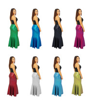 DBG Women's Ariel Mermaid_High_Waisted_Skirts - $55.00+