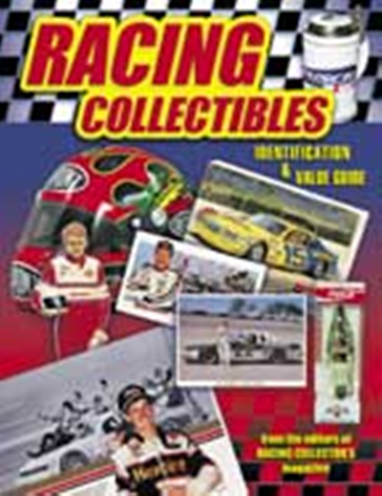 Primary image for NASCAR RACING  COLLECTIBLES BOOK