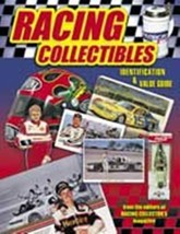 NASCAR RACING  COLLECTIBLES BOOK - $14.80