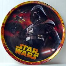 Star Wars Darth Vader Childs Plate  2005 - $21.29