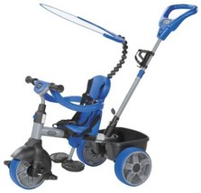 Little Tikes 4-in-1 Ride On, Blue, Basic Edition - $129.68