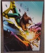 X-Men Rogue Glossy Art Print 11 x 17 In Hard Pl... - $24.99