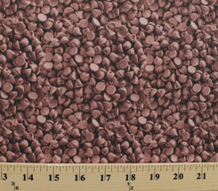 In the Mix Chocolate Chips Packed on Black Cott... - $7.84