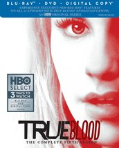True Blood: Season 5 (Blu-ray/DVD Combo + Digital Copy) [Blu-ray] [2013] image 1