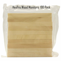 100 HexPro Wood Monitors For Use With HexPro Termite Baiting System - $159.99