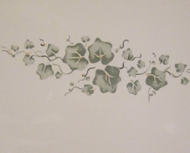 Callaway Ivy Ceramic Tile Corning Ware Coodinates