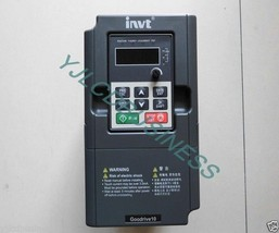 NEW GD10-0R7G-4-B INVT Inverter 380V 750W 90 days warranty - $247.00
