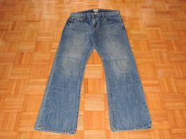 Men's Gap Boot Fit Jeans Us Size 32x34 - $13.99
