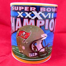 Licensed NFL Super Bowl XXXVII Tampa Bay Buccaneers Champions Nautical M... - $17.39