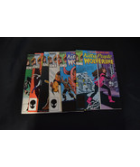 Kitty Pryde And Wolverine Comic Lot Books Set 1 2 3 4 5 6 NM 1st Ogun - $14.84