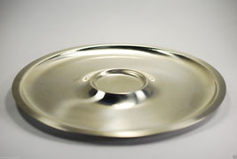 Stainless Steel Round Serving Condiment Tray 18... - $24.99