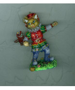 Puss In Boots Fairy Tale Christmas Ornament Resin - $12.99