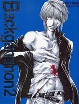 Saiyuki Backgammon Artbook #2 by Kazuya Minekura manga hardcover - $19.99