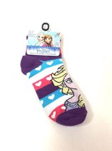 Disney Frozen Elsa Socks sz 6-8 - $2.93