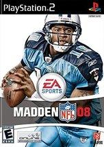 Madden NFL 08 - PlayStation 2 [PlayStation2] - $2.93