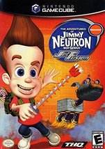 The Adventures of Jimmy Neutron, Boy Genius: Jet Fusion [GameCube] - $7.83