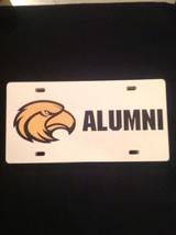 Usm Golden Eagles University Of Southern Ms. Auto License Plate Car Tag Alumni - $15.98