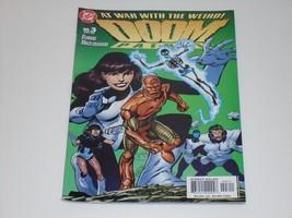 Dc Comics At War With The Weird Doom Part 1 #3 - $2.00
