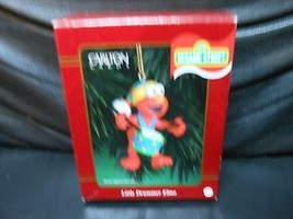 "Carlton Cards Heirloom Collection ""Little Drummer Elmo - Sesame St"" Orna... - $8.85"