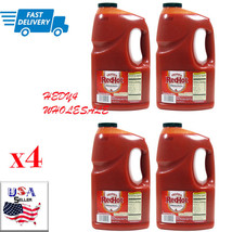 Lot of 4 Frank's Original Red Hot Cayenne Pepper Sauce 1 Gallon Jug 4/cs... - $108.41