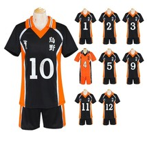 Haikyuu!! Karasuno High School Tobio Kageyama Shouyou Hinata cosplay cos... - $44.15 CAD