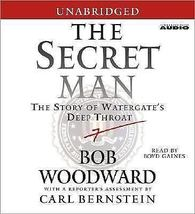 The Secret Man : The Story of Watergate's Deep Throat by Bob Woodward (2... - €9,66 EUR