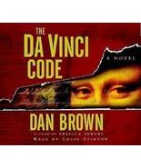 Robert Langdon: The Da Vinci Code Bk. 2 by Dan Brown (2003, CD, Abridged) - $8.95