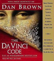 Robert Langdon: The Da Vinci Code Bk. 2 by Dan Brown (2006, CD, Bonus ma... - €8,91 EUR