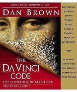 Robert Langdon: The Da Vinci Code Bk. 2 by Dan Brown (2006, CD, Bonus ma... - $9.95