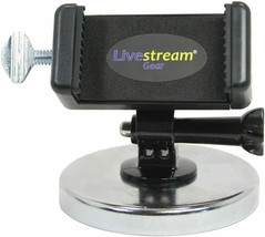 Livestream Gear - 100 lb. Magnetic Phone Mount Md. - $26.11