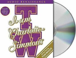 I Am Charlotte Simmons by Tom Wolfe (2004, CD, Revised, Abridged) - €11,59 EUR